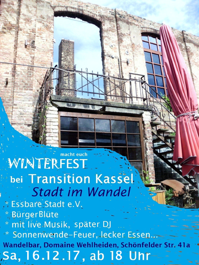 TransitionTown Kassel Winterfest